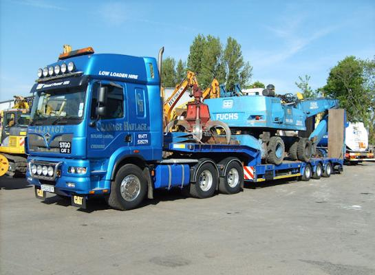 Heavy Haulage Transport Companies