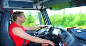 truck driving positions